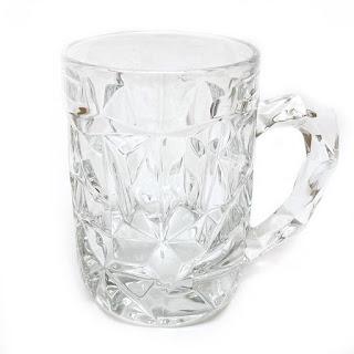 Tiffany & Co. Rock Cut Beer Mug