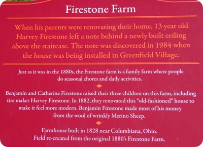 Firestone Farm
