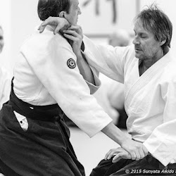 Evening seminar with Matti Joensuu, 6. dan