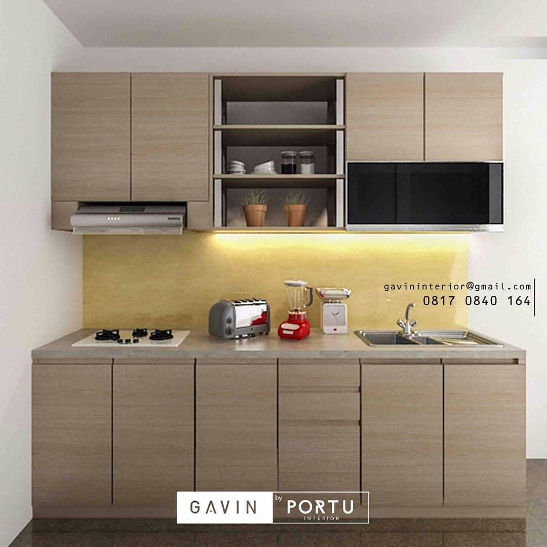 furniture dapur cantik minimalis