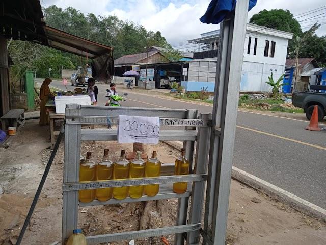 Waduh, Bensin di Dusun Timur Capai Rp20 Ribu per Liter