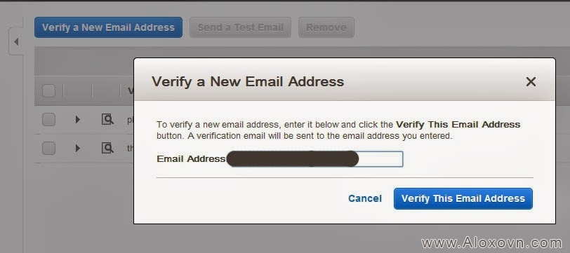 Verify This Email Address Email Amazon SES 02