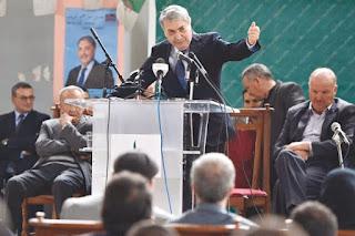 """Ali Benflis à kherrata: """"L'unité nationale est aujourd'hui menacée"""""""