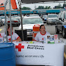 American Red Cross  Representative @ National Night Out in West Seneca 2009