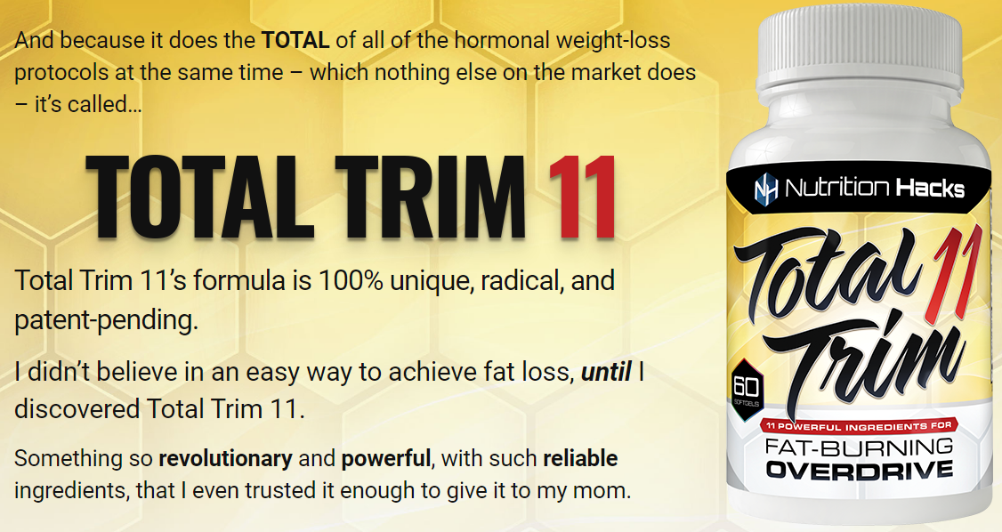 Looking for Total Trim 11 Supplement Review? Is this Total Trim 11 Scam or Works? Any side effects? How much the Integrated Supplement Cost?