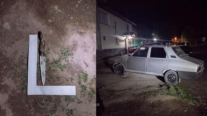 El Hoyo: agredió a su ex pareja y encima encaró a la policía con un cuchillo
