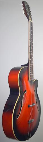 60s framus 5 54 archback guitar at Ukulele Corner