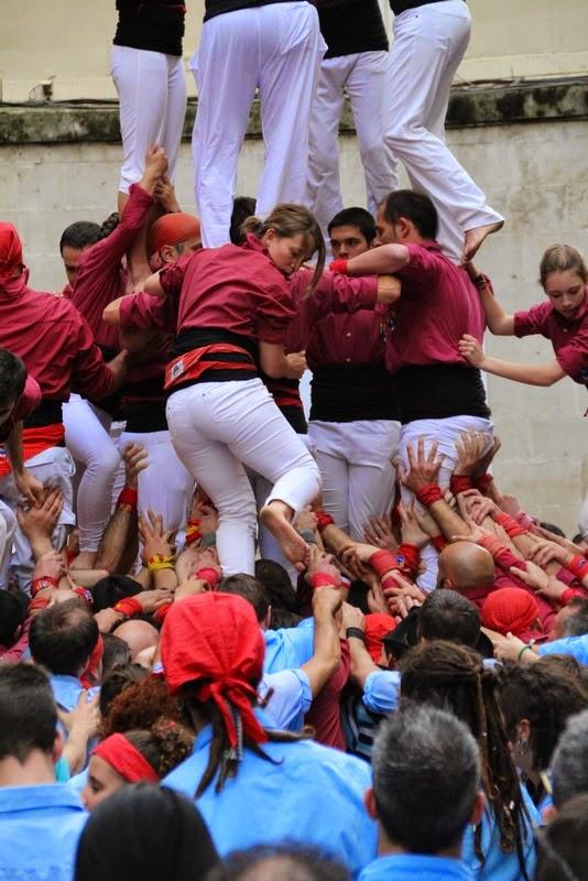 Actuació 20è Aniversari Castellers de Lleida Paeria 11-04-15 - IMG_8936.jpg