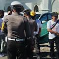 Gandeng Komunitas Otomotif JLC  Satlantas Polres Soppeng gencar Kampanyekan AKB