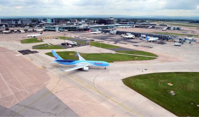 manchester airport drop off charges