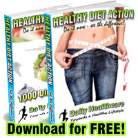 Post image for Download Healthy Diet Action for FREE