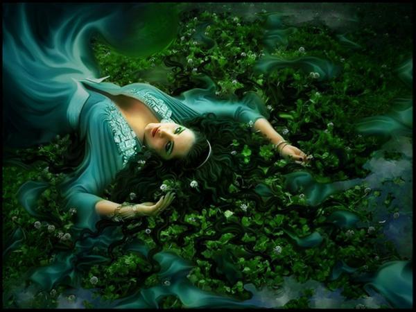 Look Of Green Eyes, Magic Beauties 3