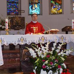 07 czerwca 2017 - Msza Św o godz. 11,00 - rocznica I Komunii Św