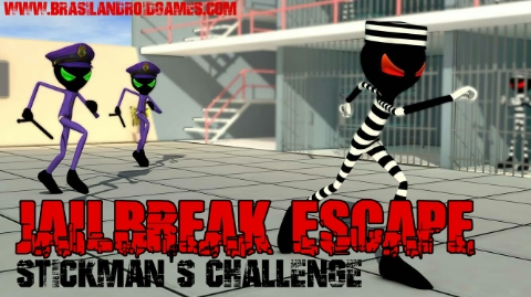 Jailbreak Escape - Stickman's Challenge Imagem do Jogo