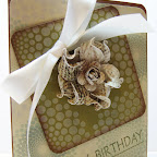 BB0427-F Birthday Warmth (Rest of verse was stamped on the inside of the card)