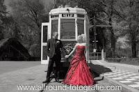 Bruidsreportage (Trouwfotograaf) - Foto van bruidspaar - 214