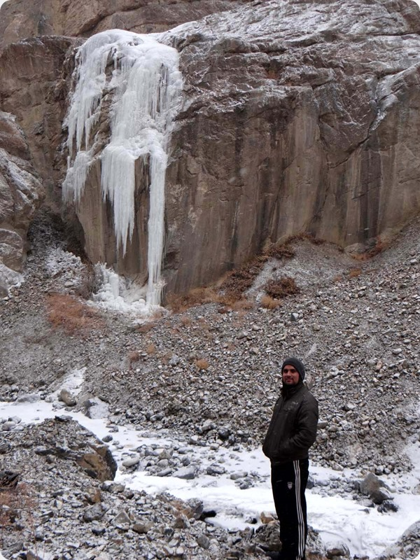 Frozen Spiti in Winters