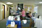 Registration Table & Check-In