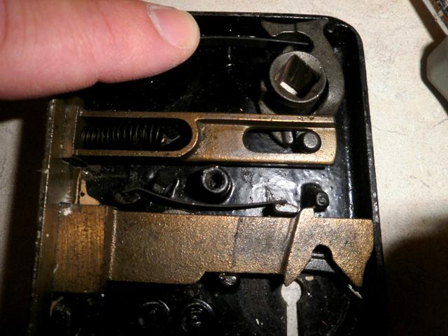 Savannah Renovations Mortise Lock Repair