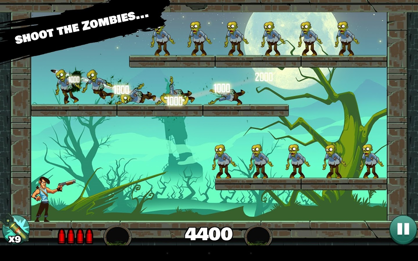 Stupid Zombies - screenshot