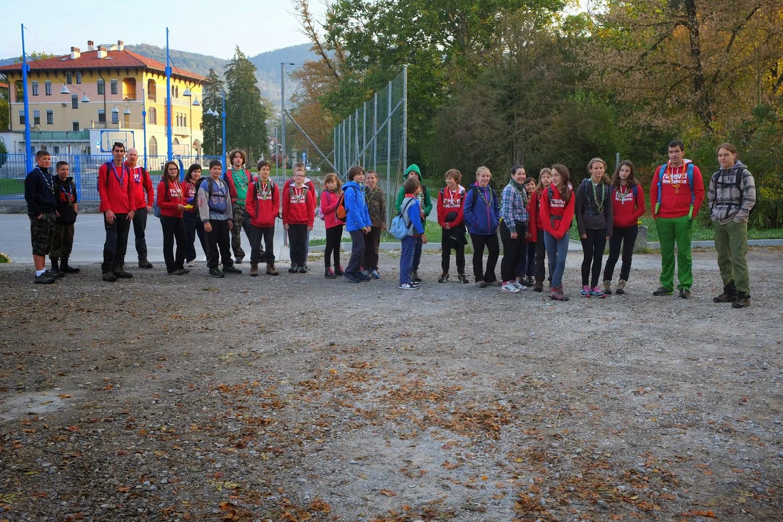 Pohod na Kozlek, Kozlek, 11.10.2014 - DSCF1075.JPG