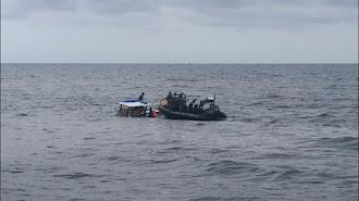 Astaghfirullah Akibat Mati Mesin Kapal Tengah Lautan Beruntung Bakamla Melintas 4 Orang Nyawa Nelayan Terselamatkan