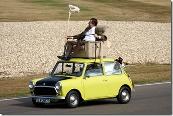 Mini 1000 Mr Bean