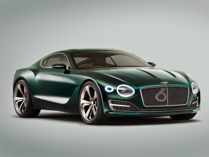 Bentley - EXP 10 Speed 6