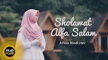 Lirik Sholawat Alfa Salam - Alfina Nindiyani