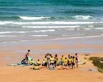 Cursos de Surf Liencres Santander Cantabria