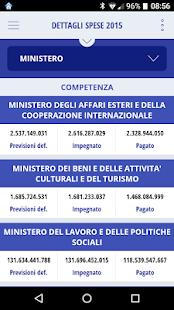 Bilancio Aperto - náhled