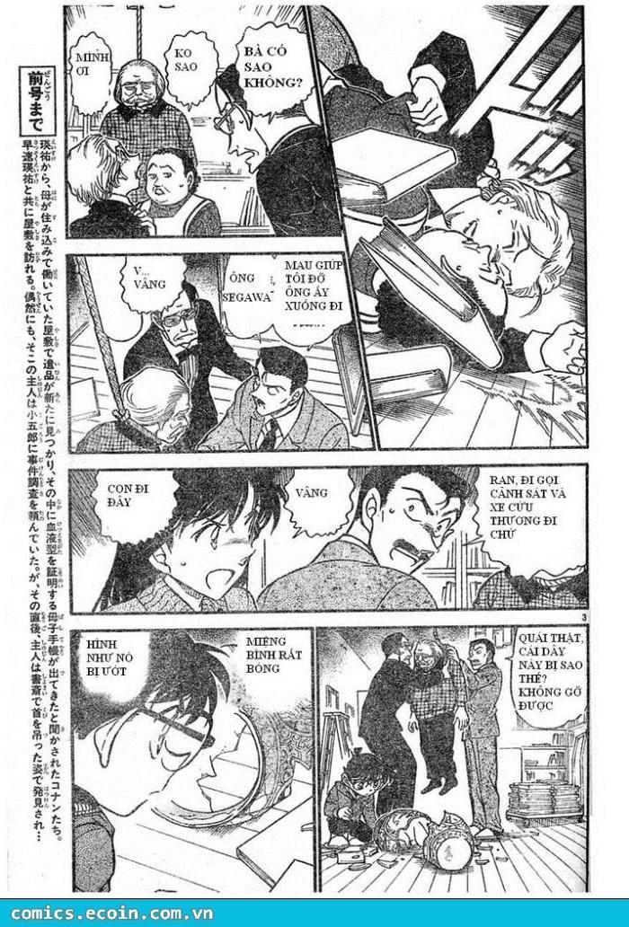 Detective Conan Chap 589 - Truyen.Chap.VN