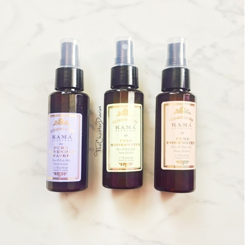 Kama Ayurveda Floral Mist Box - The Chicster Diaries