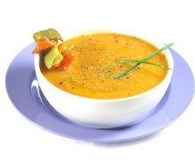 Sopa Crema de Verduras Variadas