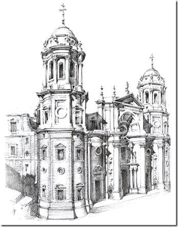 dibujo_catedral_cadiz