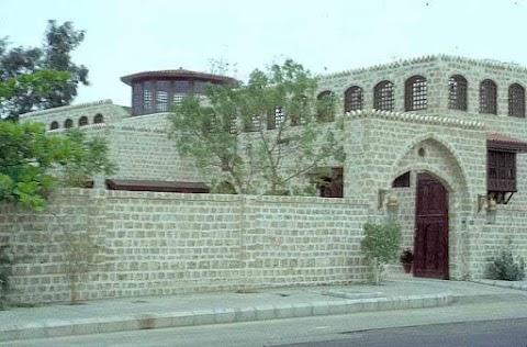 منزل نصيف في جدة السعودية لحسن فتحي
