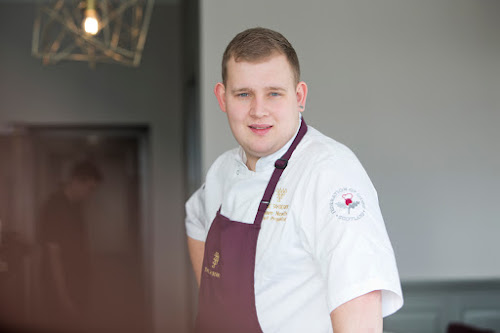 Adam Newth, Young Chef of the Year, CIS Excellence Awards, Gerry's Kitchen