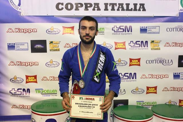 Risultati 3 Coppa Italia di BJJ/Grappling GI - 8 Novembre 2015 6