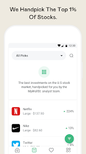 MyWallSt: Invest in our Shortlist of Great Stocks 5.9.0 Mod + APK + Data UPDATED 1
