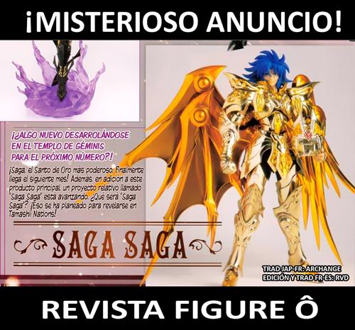 Anuncio: Saga Saga