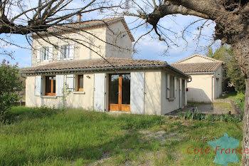 maison à Saint-Alban-Auriolles (07)