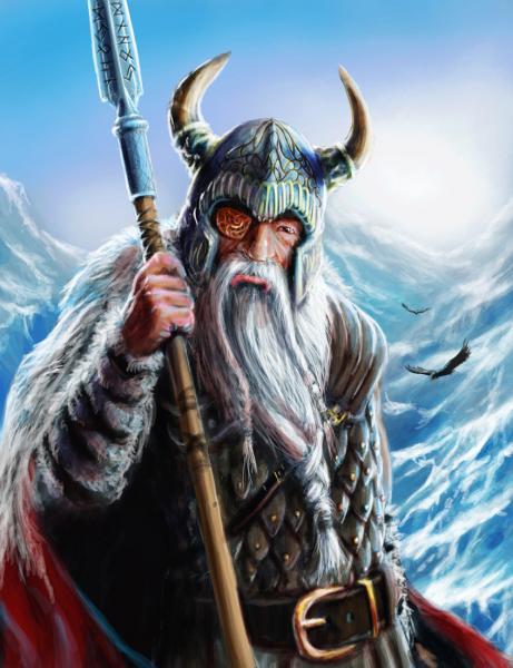 God Of War, Celtic And Druids