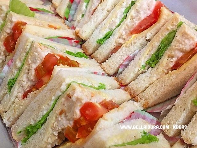 brownies paling sedap, sandwich paling sedap