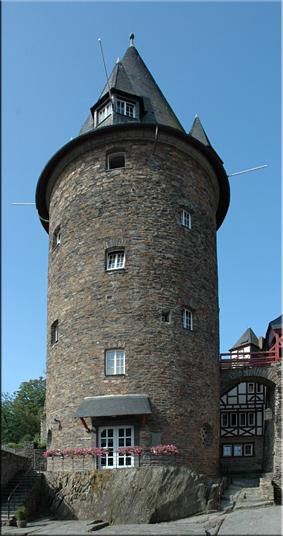 Torre del Homenaje - Castillo de Stahleck