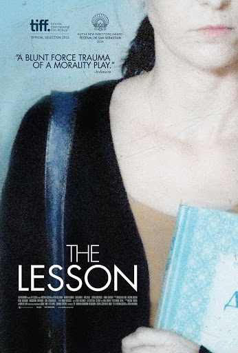 Urok The Lesson Poster