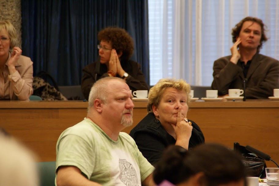 Groen Links, coalitiegenoot van PvdA en CDA