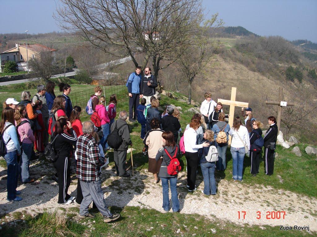 Križni put, Stazom sv. Šimuna, Gračišće - DSC02100.JPG