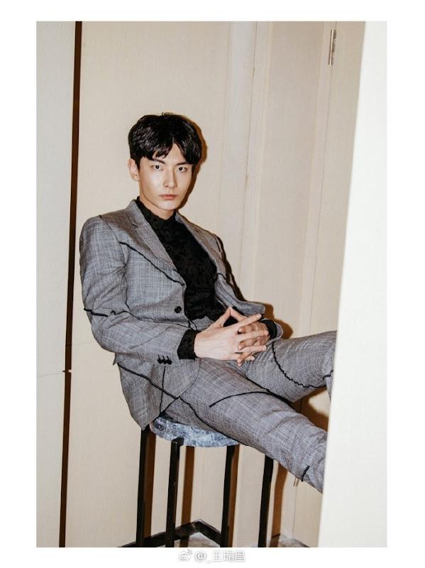 Wang Ruichang China Actor