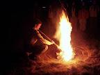 ohníčku, plápolej