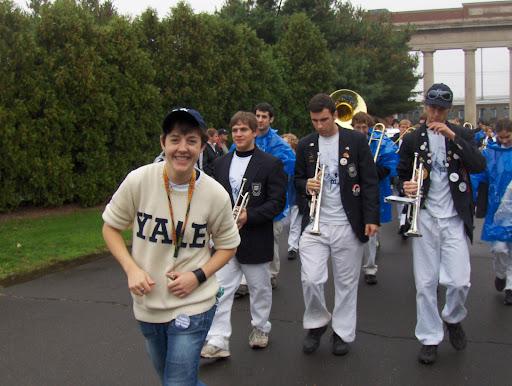 Follow the Band~ which follows Kate Kraft!